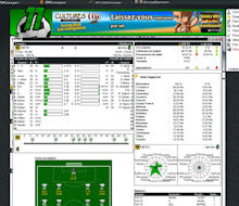 Game Screenshot - 11Manager