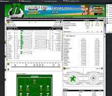 Game Screenshot - 11Manager