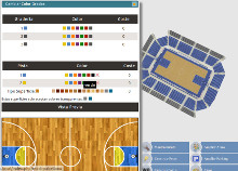 Game Screenshot - BasketPC