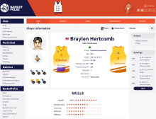 Game Screenshot - Basket Pulse