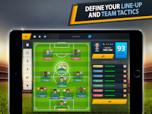 Game Screenshot - Club Manager 2019