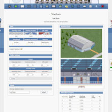 Game Screenshot - Eiszeit Manager