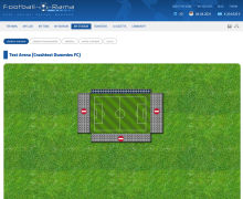 Game Screenshot - Football-o-Rama