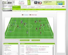 Game Screenshot - Goal Star