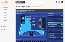 Game Screenshot - Handballr