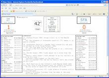 Game Screenshot - Olmec FM