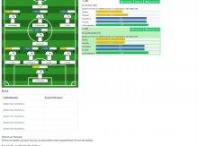 Game Screenshot - OnlineFussball.club Manager