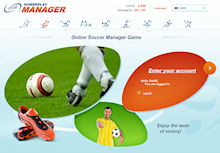 Game Screenshot - Powerplay Manager Soccer