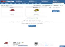 Game Screenshot - RaceZone
