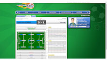 Game Screenshot - Virtuafootie Manager