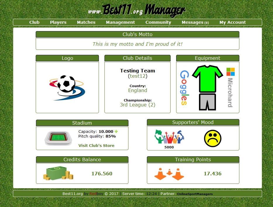 how to play online soccer manager