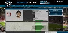 Game Screenshot - Dugout Soccer