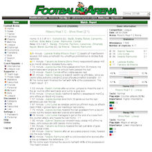 Game Screenshot - Football Arena