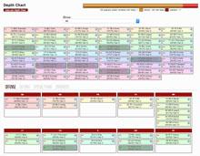 Game Screenshot - MyFootballNow