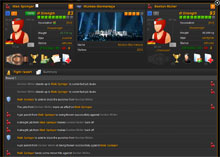 Game Screenshot - Online Boxing Manager